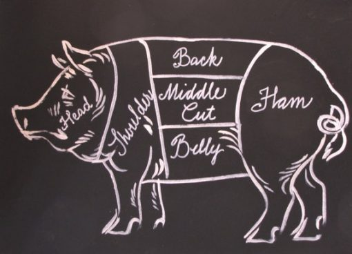 gmo-free pork garner, nc